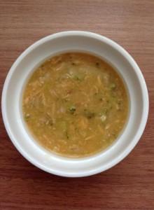 Somonlu Sebzeli Şehriyeli Tarhana Çorbası
