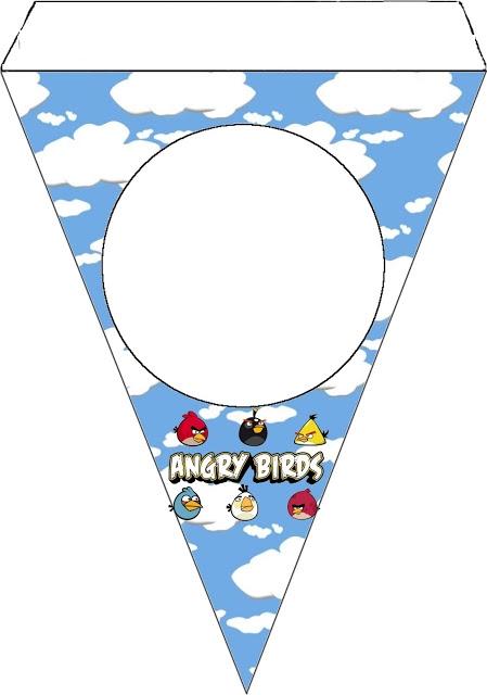 Angry Birds Temalı Doğum Günü Partisi