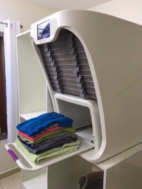 çamaşır katlama makinesi eniselives
