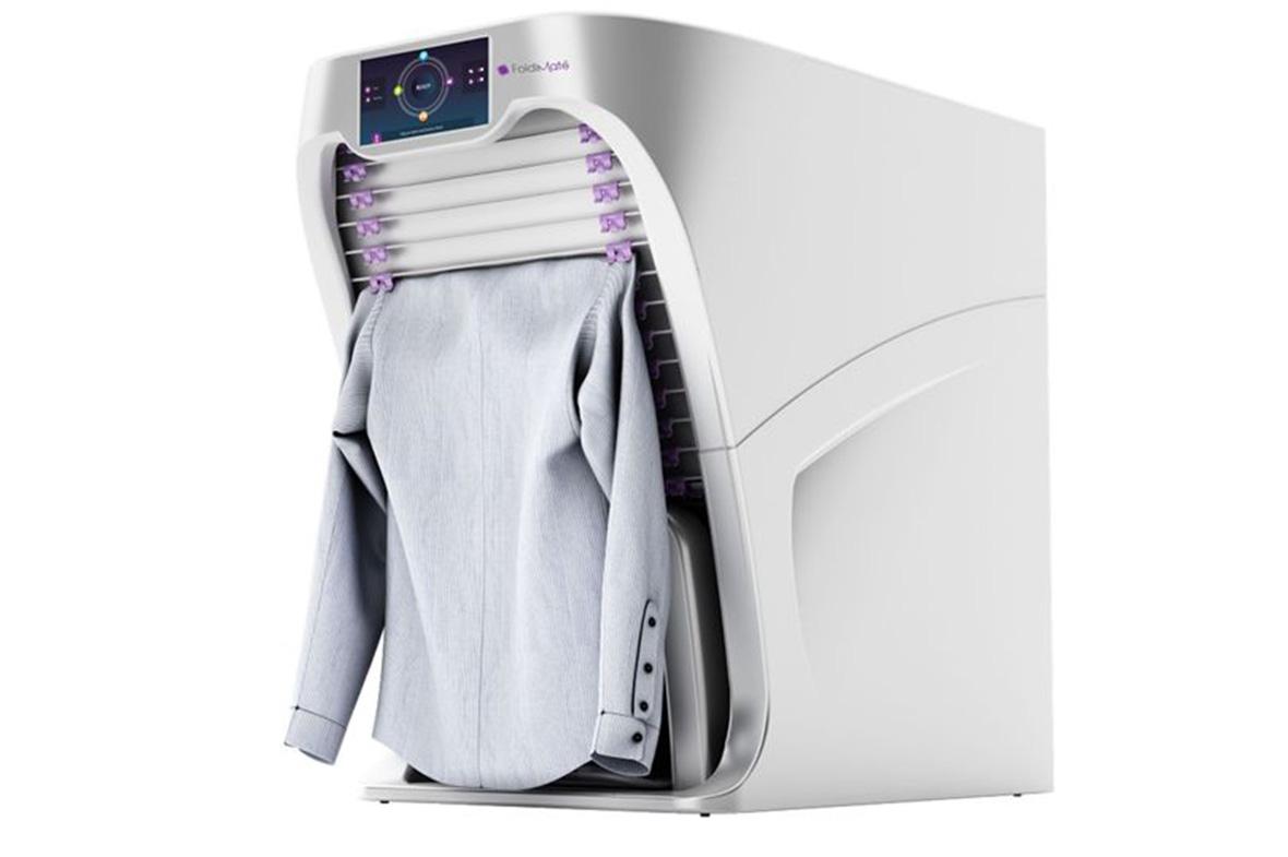 Çamaşır Katlama Makinesi Foldimate