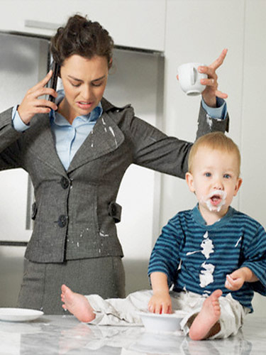 çalışan anneye izin